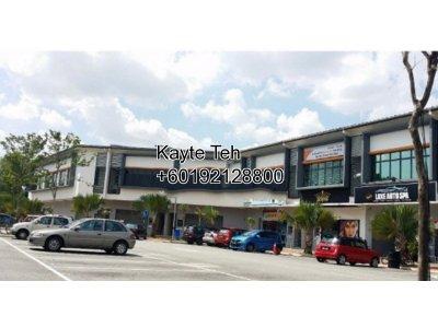2 Storey Intermediate Shop Office at U8, Bukit Jelutong, Shah Alam
