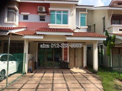 2 storey terrace house Jln D'elise, Taman Bandar Senawang Seremban
