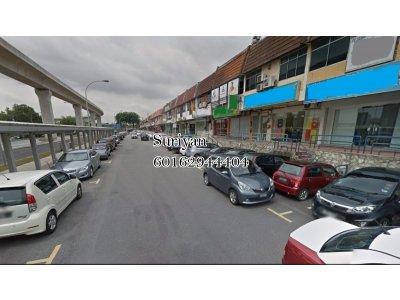 2 Storey Shop at SS18 Subang Jaya, Selangor