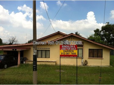 Sg Kantan Bungalow Land for Sale