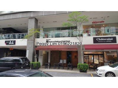 Shop For Sale Solaris Dutamas Kuala Lumpur
