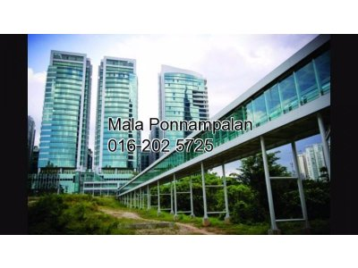 1,202 sq ft @ The Vertical, Bangsar South [Vacant unit]
