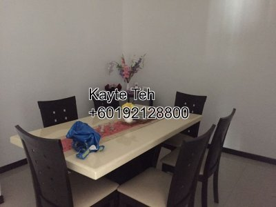 Fully Furnished unit at Saujana Residency, Subang Jaya