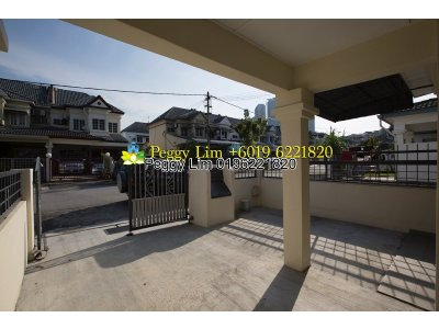 1.5sty Terrace House For Sale, Jalan Kenari, Bandar Puchong Jaya, Puchong