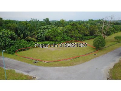 11,345sq ft College Heights Residential Bungalow Lot For Sale , Pajam, Mantin, Negeri Sembilan