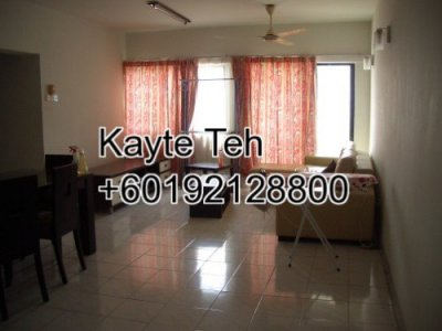 Semi Furnished @ Desa Kiara, TTDI, KL