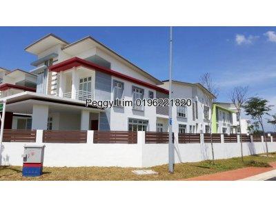 Casa Idaman Link Bungalow For Sale, Setia Alam Shah Alam Selangor