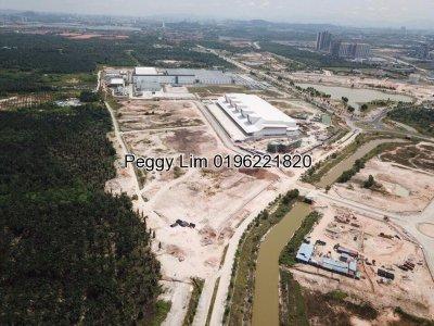 28.2587 Acres Industrial Land For Sale at Mukim Dengkil, Sepang, Selangor