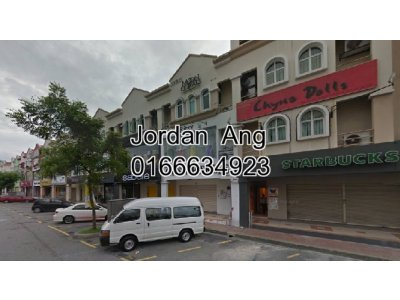 PJU 5 - Dataran Sunway Kota Damansara-Ground Floor Shop Office