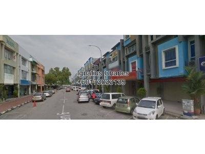 Jalan Ipoh Shop For Rent