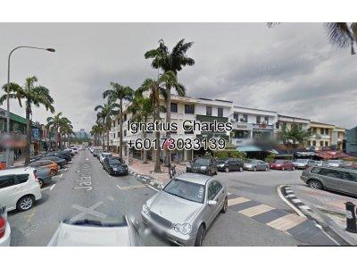 Ground Floor Shop For Rent in Bangsar, Kuala Lumpur