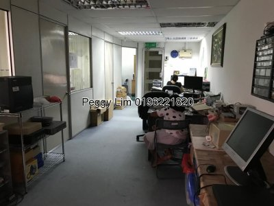 OG Business Park Office For Sale, Taman Tan Yew Lai Kuala Lumpur