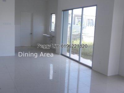 Corner Lot 2 Storey Terrace House, Tropicana Heights, Kajang, For Sale