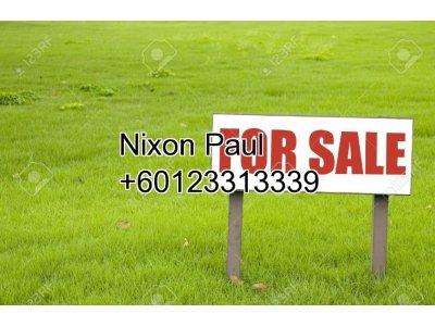 100 Acres Industrial Land In Banting