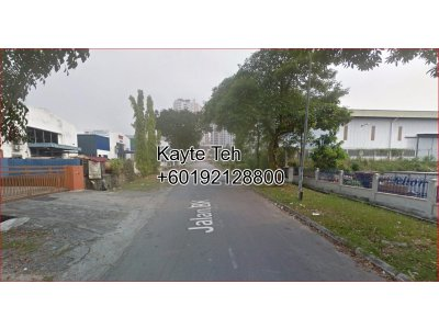 Detached Warehouse with 1.5 Storey Office @ BK1, Puchong