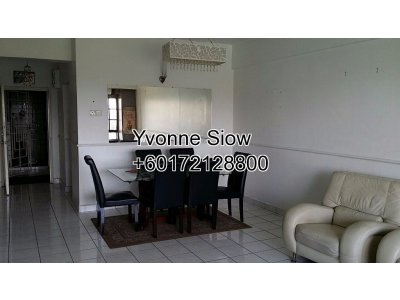 3R 2B Basic unit well keep Bayu Tasik 1 Condo, Bdr Sri Permaisuri, KL