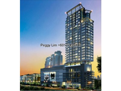 Trigon Luxury Residences Condominium for Rent & Sale at Setia Walk, Puchong, Selangor