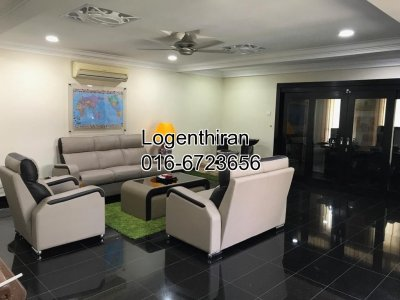 2 Storey Bungalow in SS3, Taman University, PJ
