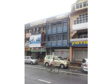 Jalan Hiliran Shophouse For Sale