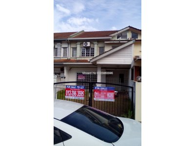 Bukit Rimau 2 Sty Intermediate Terrace for Sale