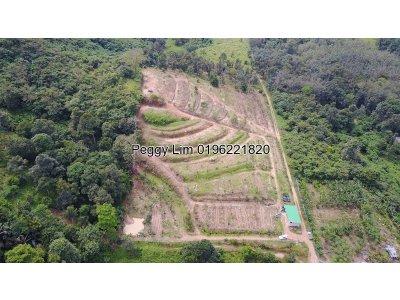 4.4 Acres Agriculture Land Broga Hill For Sale, Semenyih Selangor