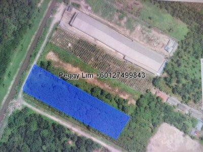 2.9 acres Land For Rent at Telok Gong