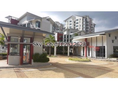 Brand New condo Alam Desa Park Village Condominium at Precinct 15 Putrajaya