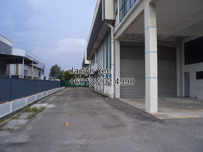 Semi-Detached Factory @ Temasya Industrial Park, Glenmarie