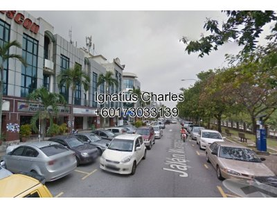 4 Storey Shop Office- Wangsa Maju, KL
