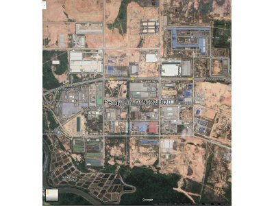 4 Acre Industrial Land, Tanjung Langsat, Pasir Gudang, For Sale