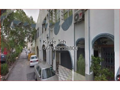 2 Storey Shop Office @ Taman Bukit Indah, OUG, KL