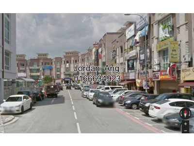 3 Storey Shop With Lift In Sri Petaling