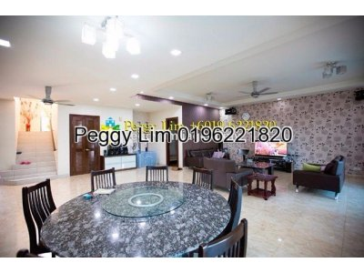 Bungalow House Bukit Rahman Putra For Sale