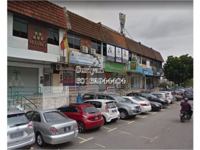 1,540 sq ft Ground Floor Shop @ Section 18, UEP Subang Jaya