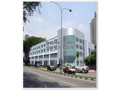SALE OF 4½ STOREY SHOP OFFICE  IN BANGSAR