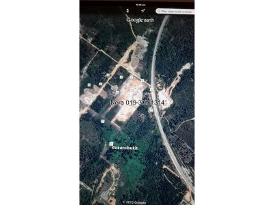 Land 5.18 acres Shah Alam