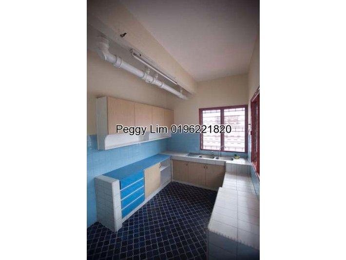 2 Storey Semi D House for Rent, Taman Halimahton, Batu 3, Jalan Klang Lama, Kuala Lumpur