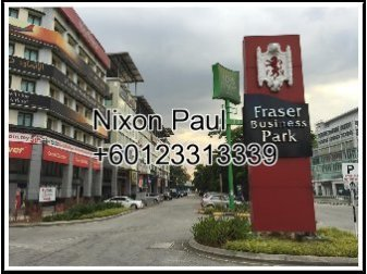 Sale of 5 Blocks of 5 & 6 Storey Shop Offices in KLCC Vicinity