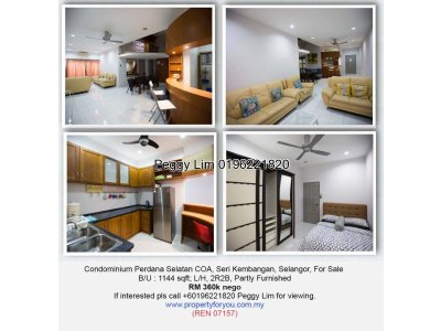 South City Condominium @ Seri Kembangan