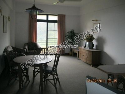 Genting View Apartment   (SOLD)