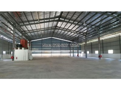 Factory for rent Semenyih.