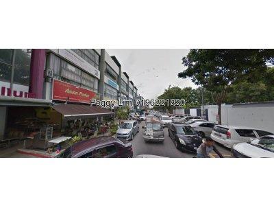 Second Floor Shop for Rent @ The Trillium Lake Fields, Sg Besi, Kuala Lumpur