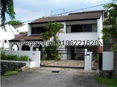 2Storey Terrace House Jalan Terasek To Let, Bangsar Kuala Lumpur