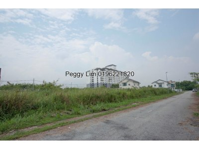 Puchong Prima Bungalow Land For Sale, 3000sq ft, Leasehold
