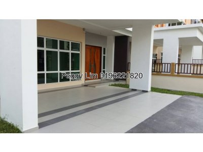 3Storey Semi D House Tun Hussein Onn Lake Valley Avenue 4 For Sale, Cheras Selangor