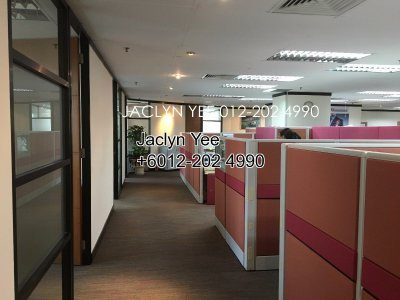 Office Space @ Kelana Business Centre, Petaling Jaya