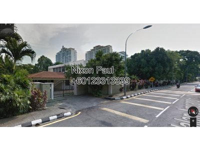 Renovated Bungalow With Pool In Ampang Hilir