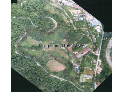 19.5 Acres Agriculture Land Bukit Tinggi For Sale, Bentong Pahang