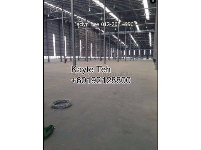 Warehouse at Taman Perindustrian Subang, Subang Jaya