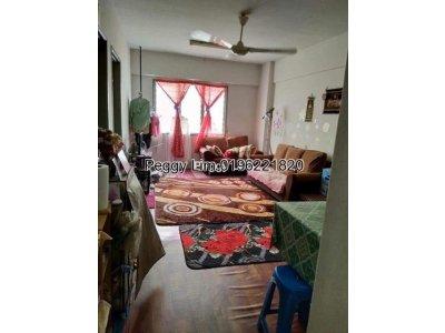 Apartment Sri Rakyat For Sale